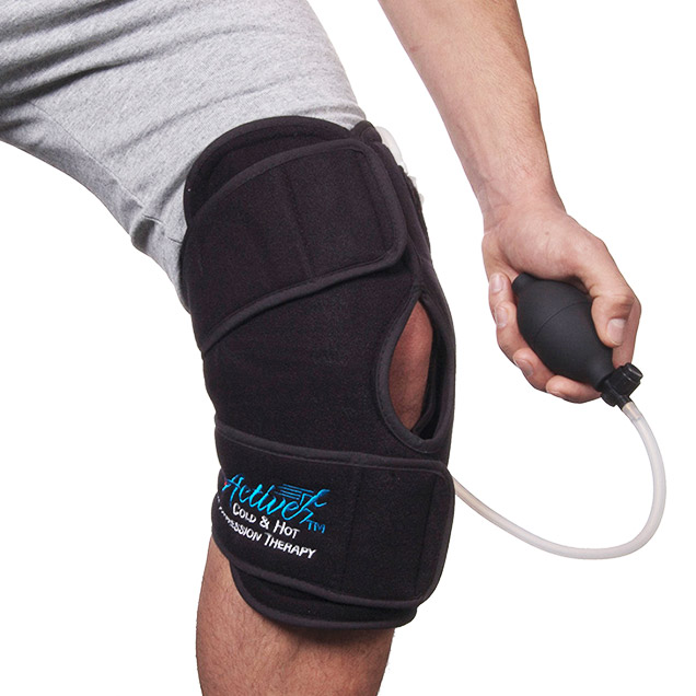 Hot Amp Cold Therapy Knee Vq Actioncare The Resistance
